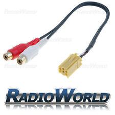 FIAT GRANDE PUNTO AUX-IN Input Adattatore Per iPod/MP3 AUX