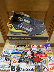 *NIKE AIR VAPOURMAX 2020 FLYKNIT (GREY/MULTI) BRAND NEW (DS) UK 11*