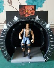 WWE WWF ATTITUDE era Custom WRESTLEMANIA 14 STADIO per il WRESTLING FIGURE