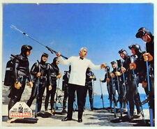 James Bond 007 FEUERBALL original Kino Aushangfoto Foto 4