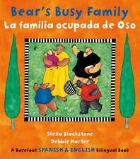 Bear's Busy Family/ La familia ocupada de Oso Paperback – August 1, 2012