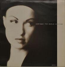 """Cyndi Lauper - The World Is Stone Single 7 """" (I003)"""