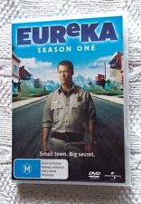 EUREKA - SEASON 1 (DVD, 3-DISC SET) R: 2+4+5, BRAND NEW, FREE POST IN AUSTRALIA