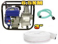 Benzin Wasserpumpe Schmutzwasserpumpe Abwasserpumpe Motorpumpe Teichpumpe