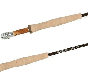 NEW G. LOOMIS NRX+ PLUS LP 590-4 9' FOOT #5 WEIGHT 4 PIECE FLY ROD - IN STOCK!