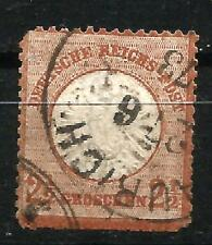 Timbre ALLEMAGNE EMPIRE n° 18 Oblitéré / Used  1872