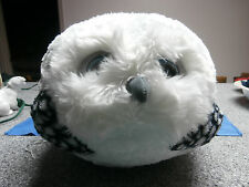 Ty Hoots Rolly Polly Snowy Owl Footstool