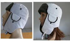 chapka trapper bonnet chaude w14186