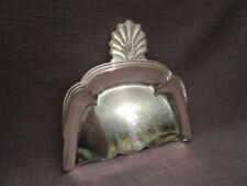 Pelle de table/ramasse miettes métal argenté,CARDEILHAC