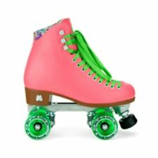 Moxi Beach Bunny Roller Skates Size 8 Watermelon- All Pink 9 9.5 10 Vegan Skate