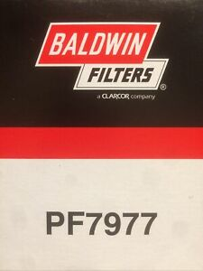 BALDWIN PF7977 DODGE RAM 5.9 CUMMINS DIESEL FUEL FILTER / WATER SEP 2003 - 2007