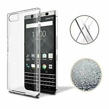 For Blackberry KEYone Shockproof Slim Phone Case Soft Silicone Clear Back Cover