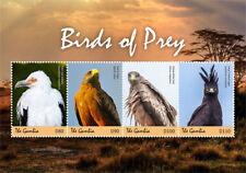 Gambia 2018 BIRDS OF PREY I201805