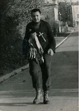 ALLEX Drôme 1956 - Le Marcheur de Rome Robert Bondonneau - PR 261