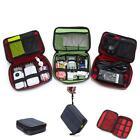 Fashion Travel Organizer Storage Collection Bag Case Pouch Digital Gadget Cable