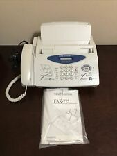 Brother Intellifax 775 Plain Paper Thermal Transfer Fax Copier Phone Machine