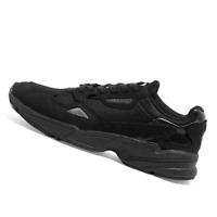 ADIDAS WOMENS Shoes Falcon - Black & Grey - G26880