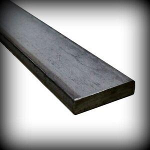 Flachstahl 12 bis 60 mm Länge 2000 mm Bandstahl Flacheisen Flachmaterial Blech