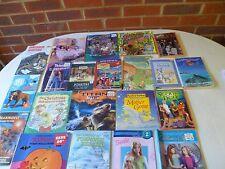 Bundle of children books-scooby , ice age, disney, barbie, titan