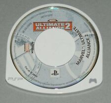 Marvel Ultimate Alliance 2 UMD Only - Sony PSP Game PlayStation Portable