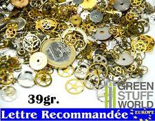 SteamPunk MECANISMES & ROUAGES Montre - 39gr pièces pour les montres et horlogue