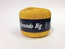 #lana Grossa SECONDO Big 619 goldgelb