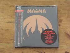 Magma: MDK SHM Japan Mini-LP CD SJMD-7 w/2009 Tour Sticker (christian vander Q