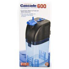 Penn-Plax Cascade 600 Internal Filter for Aquariums 175 GPH (Up to 50 Gallons)