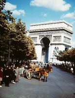 8x6 Gloss Photo ww3C6F World War 2 Famous Places 37