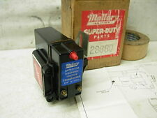NOS VINTAGE MALLORY CAPACITIVE DISCHARGE IGNITION TRANSFORMER COIL 28880 BRACKET