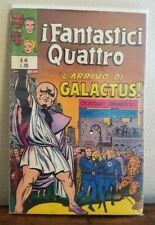 Fantastic Four #48 Italian 1st Galactus & Silver Surfer! Currently 0 on CGC!!!