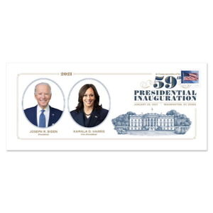 USPS New 2021 Presidential Inaugural Cachet