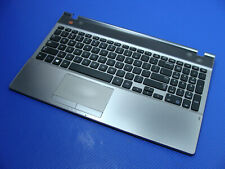"Samsung NP550P5C-A02UB 15.6"" Genuine Palmrest w/Touchpad Keyboard BA81-16569A"