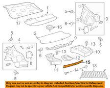 Scion TOYOTA OEM 11-16 tC-Door Sill Plate 6793521030B0