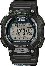 Casio Uhr Herrenuhr digital solar Stl-s100h-1avef
