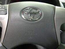 2007 - 2011 TOYOTA CAMRY LEFT DRIVER SIDE 4 SPOKE STEERING WHEEL AIRBAG GRAY