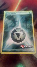 Metal Energy Call of Legends 95 Crosshatch Holo League Play Pokemon Card