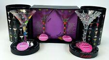 New listing Lot Of 4 Lolita Martini Glasses