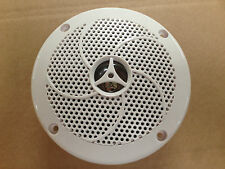 "4"" Marine Waterproof Speakers - Boat/Wetroom/Patio/Spa/Sauna - 1 Pair"