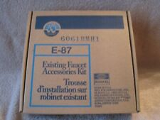 Amway Water Treatment System Existing Faucet Accessories Kit E-87