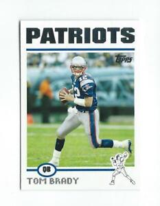 2004 Topps #275 Tom Brady Patriots