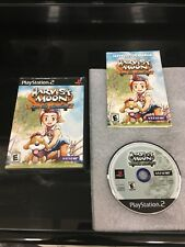 Harvest Moon: Save the Homeland (Sony PlayStation 2, 2001)-Game Case Manual