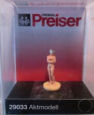 HO 1/87 PREISER Female Nude Model  Posing 29033 NIP