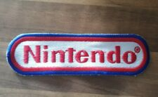 Nintendo 5.5 Inch Racesuit Patch RARE original From Prodrive, gaming,collectable