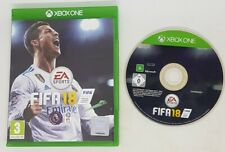 XBOX ONE GAME FIFA 18 VGC FAST FREE POST