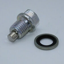 Magnetic Oil Sump Drain Plug fits Kawasaki 92066-0767 Ninja 300 650 (PSR0103)