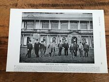 More details for  1895 print from racing illustrated - doncaster race committee !