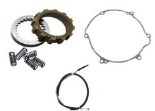 Yamaha RAPTOR 700 700R Tusk Competition Clutch Kit w/ Springs, Gasket & Cable
