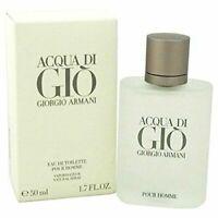 Giorgio Armani Acqua di Gio 1.7oz Men's Eau de Toilette brand new free shipping