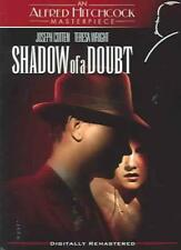 Shadow Of A Doubt New Dvd